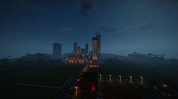 Old Blocksville Minecraft Map & Project