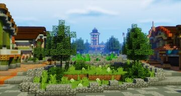 MAP BUNDLE! (Chessington & Alton Towers) Minecraft Map & Project