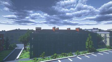 """Zhilmassiv"" Minecraft Map & Project"