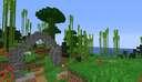Panda Preserve in a Terraformed Mushroom Island Minecraft Map & Project