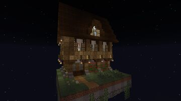 """""""In the house of the botanist"""" ~ CE Minecraft Map & Project"""