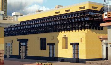 Casa Del Oidor, Plaza Mayor, Lima, Peru Minecraft Map & Project