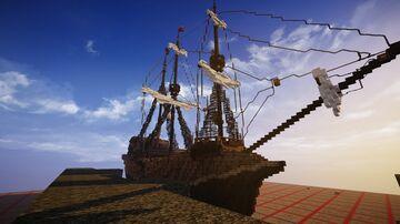 Khorinis - Merchant's Ship Esmeralda [Re_Gothcraft] #WeAreConquest Minecraft Map & Project