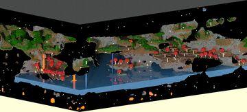 Underworld - 5000x5000 map + spawn Minecraft Map & Project