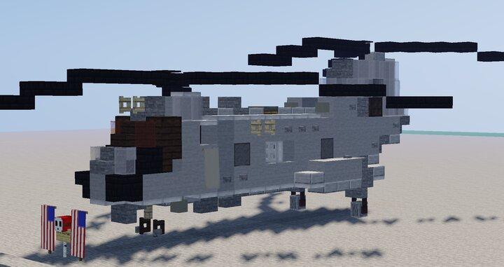 Popular Server Map : Boeing Vertol CH-46 Sea Knight