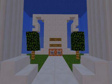 Hard Modern Parkour Minecraft Map & Project