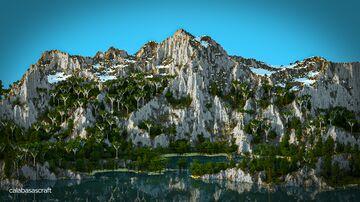 Calabasas Mountain Minecraft Map & Project