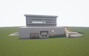 Command block house Minecraft Map & Project