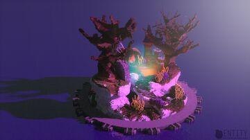 Halloween Lobby Map Minecraft Map & Project