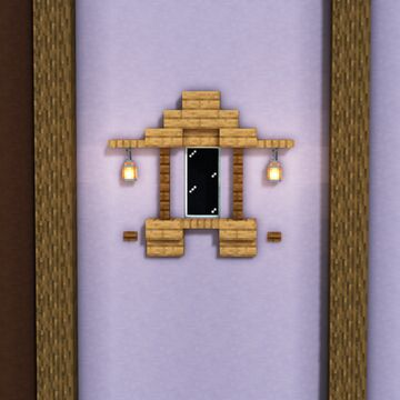 ~ 9 Different Window Designs ~ Minecraft Map & Project