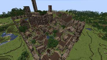 Medieval kingdom update! Minecraft Map & Project