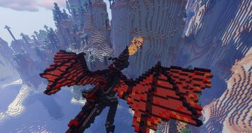 1.16.2 Dragon build Minecraft Map & Project