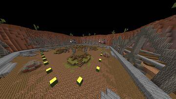 Zapad (Hot Potato NANO) Minecraft Map & Project