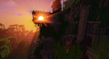 Cocoa City Minecraft Map & Project