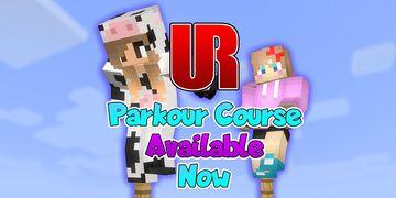 UR Community Parkour Course Minecraft Map & Project