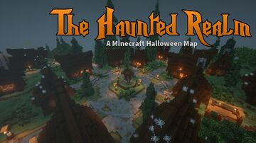 Halloween PVP/KOTH Map Minecraft Map & Project