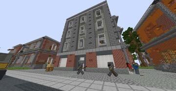 Ghetto Minecraft Map & Project
