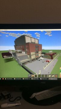 colegio poliedro SJC Minecraft Map & Project