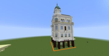 Vienna Townhouse [Download] Minecraft Map & Project