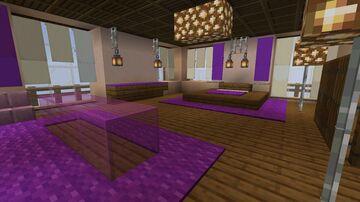 Cluedo 4-Storey Tudor Mansion furnished MC 1.16 Minecraft Map & Project