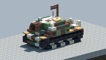 Sturmtiger [With Download] Minecraft Map & Project