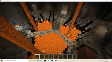 Cradle Of The Death God Minecraft Map & Project