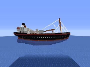 SS. Tomaric (1875) Minecraft Map & Project