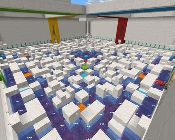 BoomBox Minigame Minecraft Map & Project