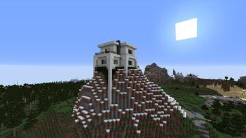 Modern House v3.1 Minecraft Map & Project