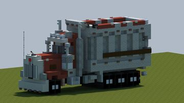 Peterbilt 379 Tri axle dump truck [With Dowload] Minecraft Map & Project