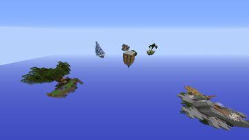 Capture Islands V1.1 (1.8) Minecraft Map & Project