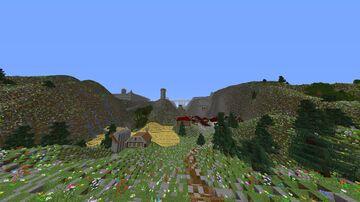 Rock Morton Minecraft Map & Project