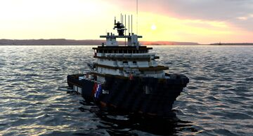 """""""Abeille Bourbon"""" french tug boat [1:1] Minecraft Map & Project"""