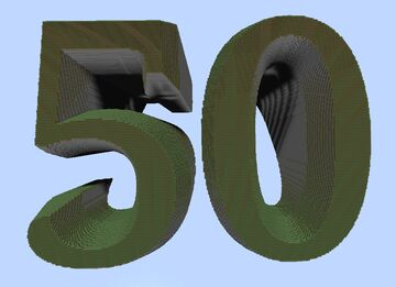 Straight up just a massive 50 for 50 subs(and the projects I dropped) Minecraft Map & Project