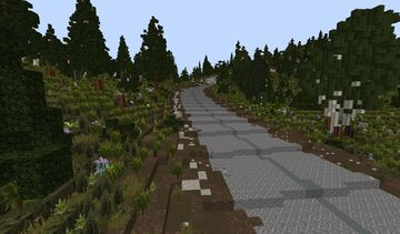 Plymouth- 16 x 9.5k Mountainous Map Minecraft Map & Project