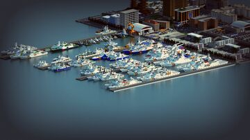 Update project. Coast Guard Base & Fix ship of 1/2 - 2020 Minecraft Map & Project