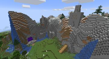 The Yogcave Minecraft Map & Project