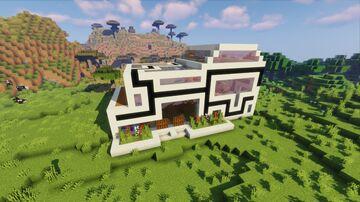 Modern Museum Minecraft Map & Project