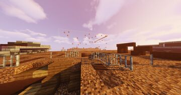 1 Hour TNT WARS Map Minecraft Map & Project