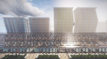 Colours Apartments II Minecraft Map & Project