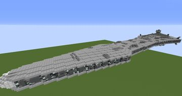 Imperial Ultra Star Destroyer | Minecraft 1.12.2 [DOWNLOAD] Minecraft Map & Project