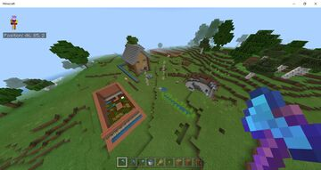 my suvival wold Minecraft Map & Project