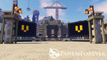 District 12 | Hunger Games | PanemForever Minecraft Map & Project