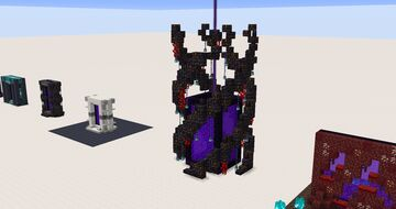 12 NEW Nether Portal Designs - 1.16 Nether Update - EPIC Minecraft Nether Update Portal Designs Minecraft Map & Project