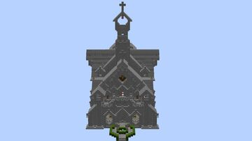 Church - Mega Cathedral Minecraft Map & Project