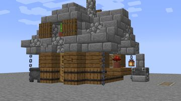 Super cozy house. Minecraft Map & Project