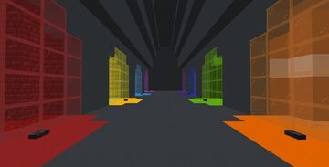 Convoluted Hallways Minecraft Map & Project