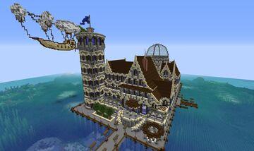 Bluekeep Manor Minecraft Map & Project