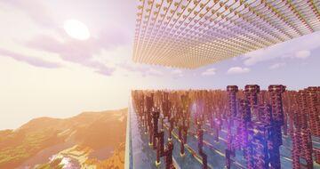 34k/h Chorus Fruit Farm | 1.16.3+ Minecraft Map & Project