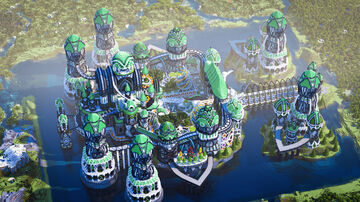 Estorus Castle Minecraft Map & Project